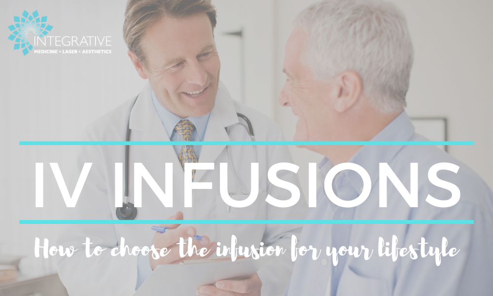 Infusion for your Lifestyle
