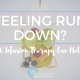 Feeling Run Down? IV Infusion Therapy Can Help