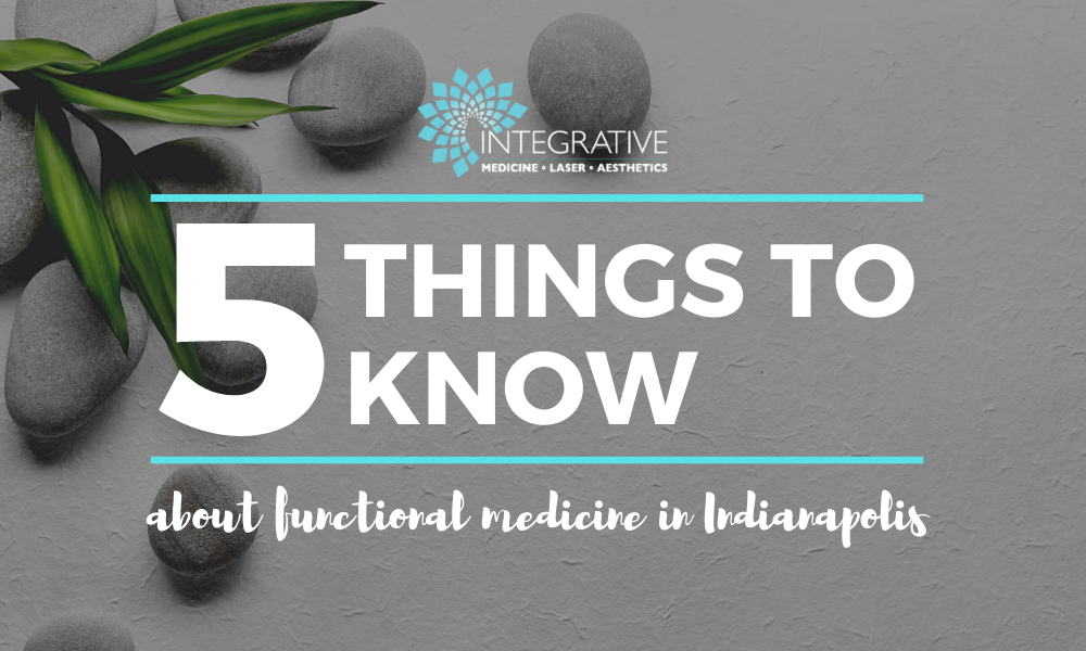 5 Things about Integrative Medicine