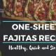One-Sheet Fajitas Recipe