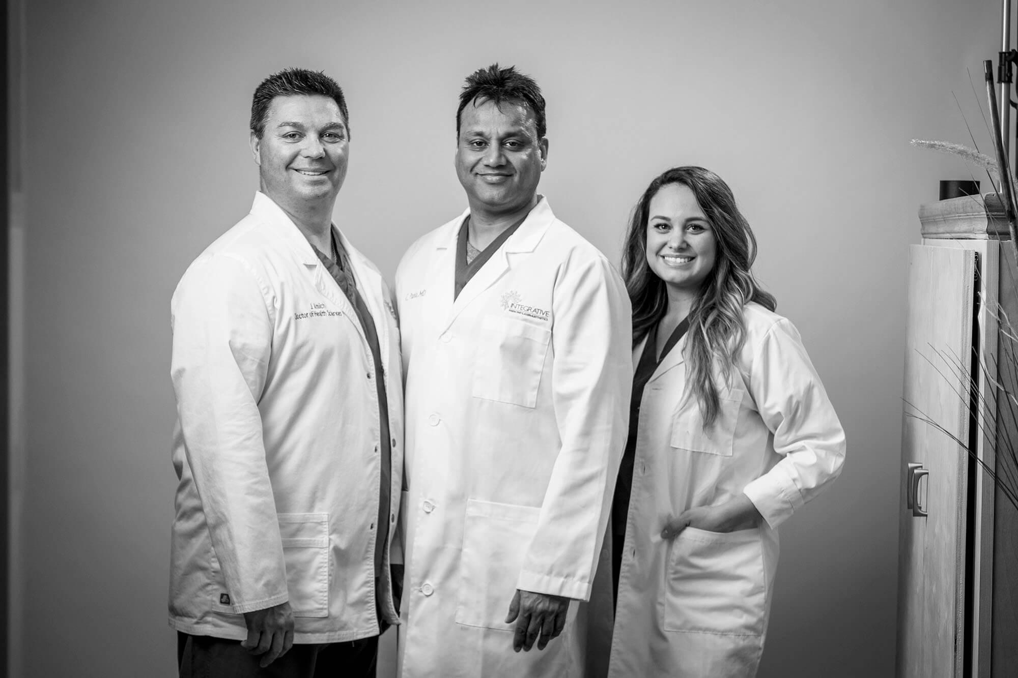 Integrative Medicine, Laser and Aesthetics team