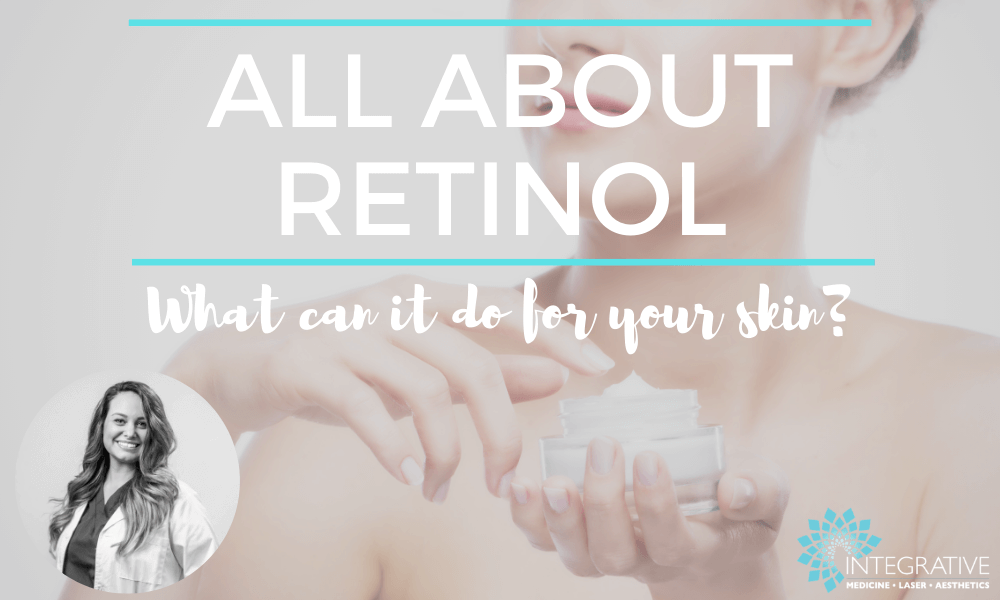 All About Retinol with Tess Clingerman
