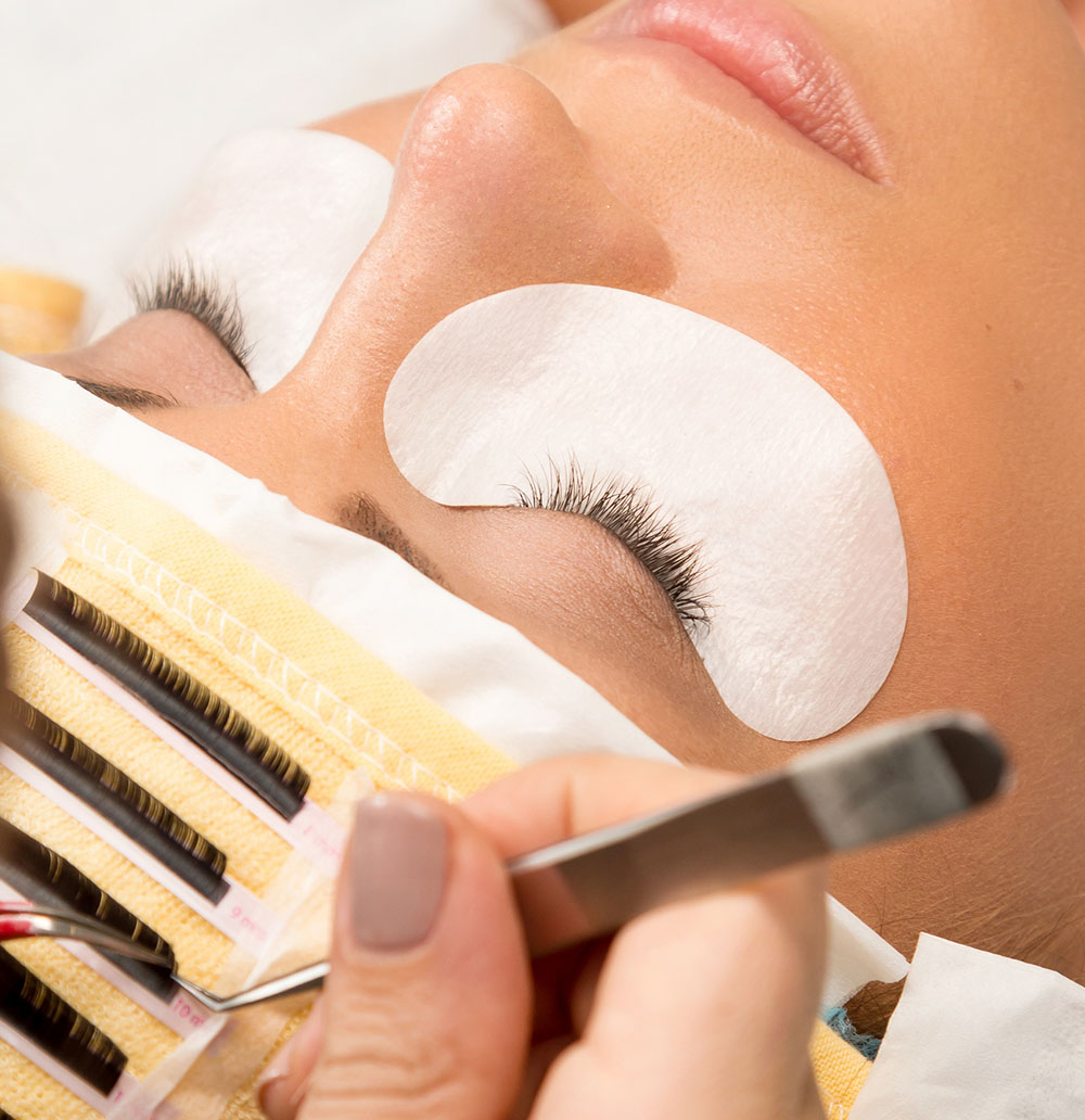 Eyelash Lifts and Extensions