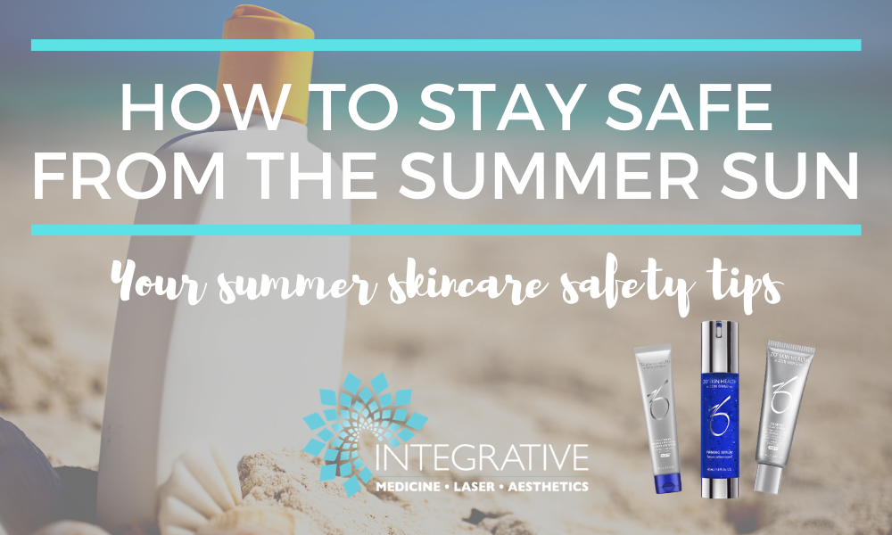 How to Stay Safe from the Summer Sun