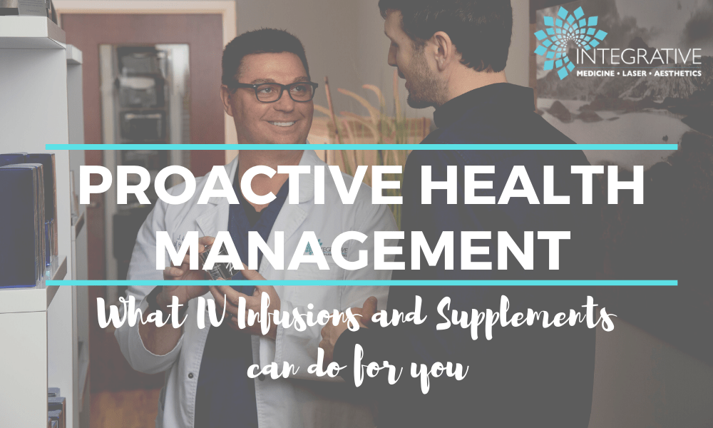 Proactive Health Management